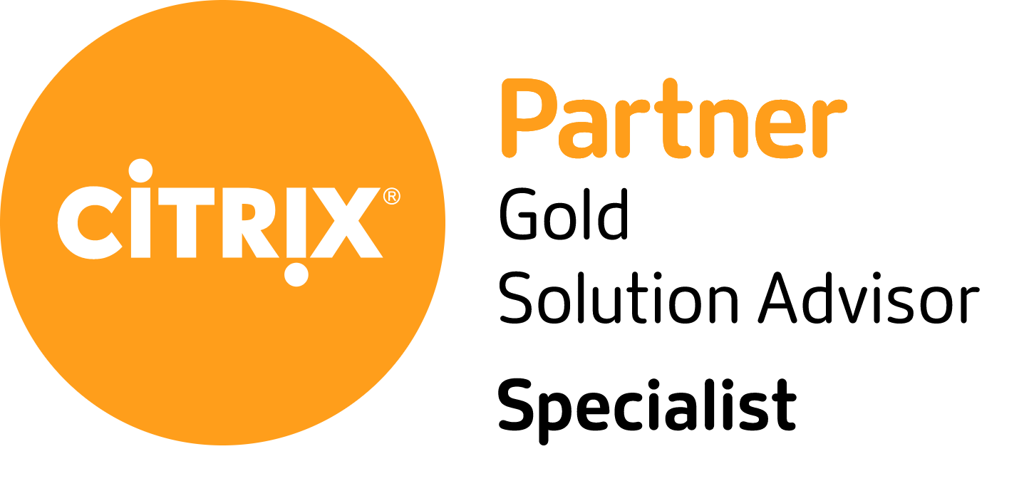 i-konic is proud to be a Citrix gold partner