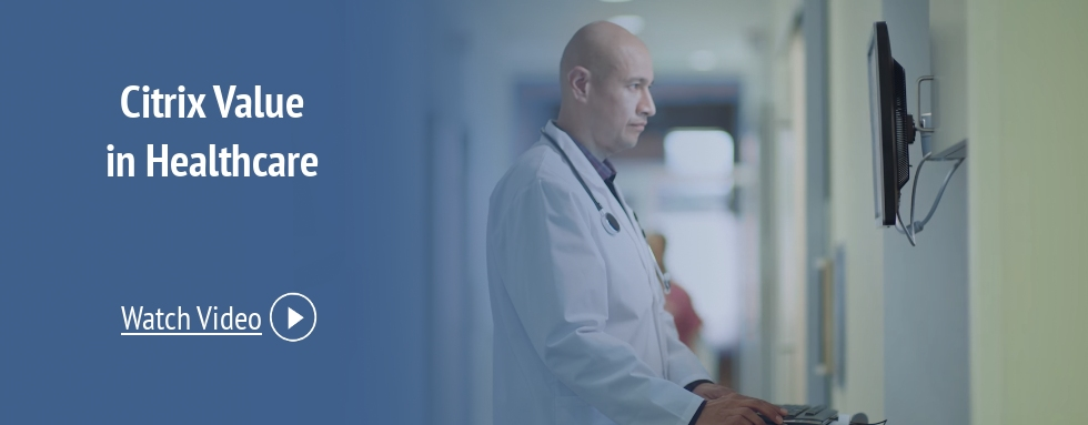 Citrix for health professions from I-Konic